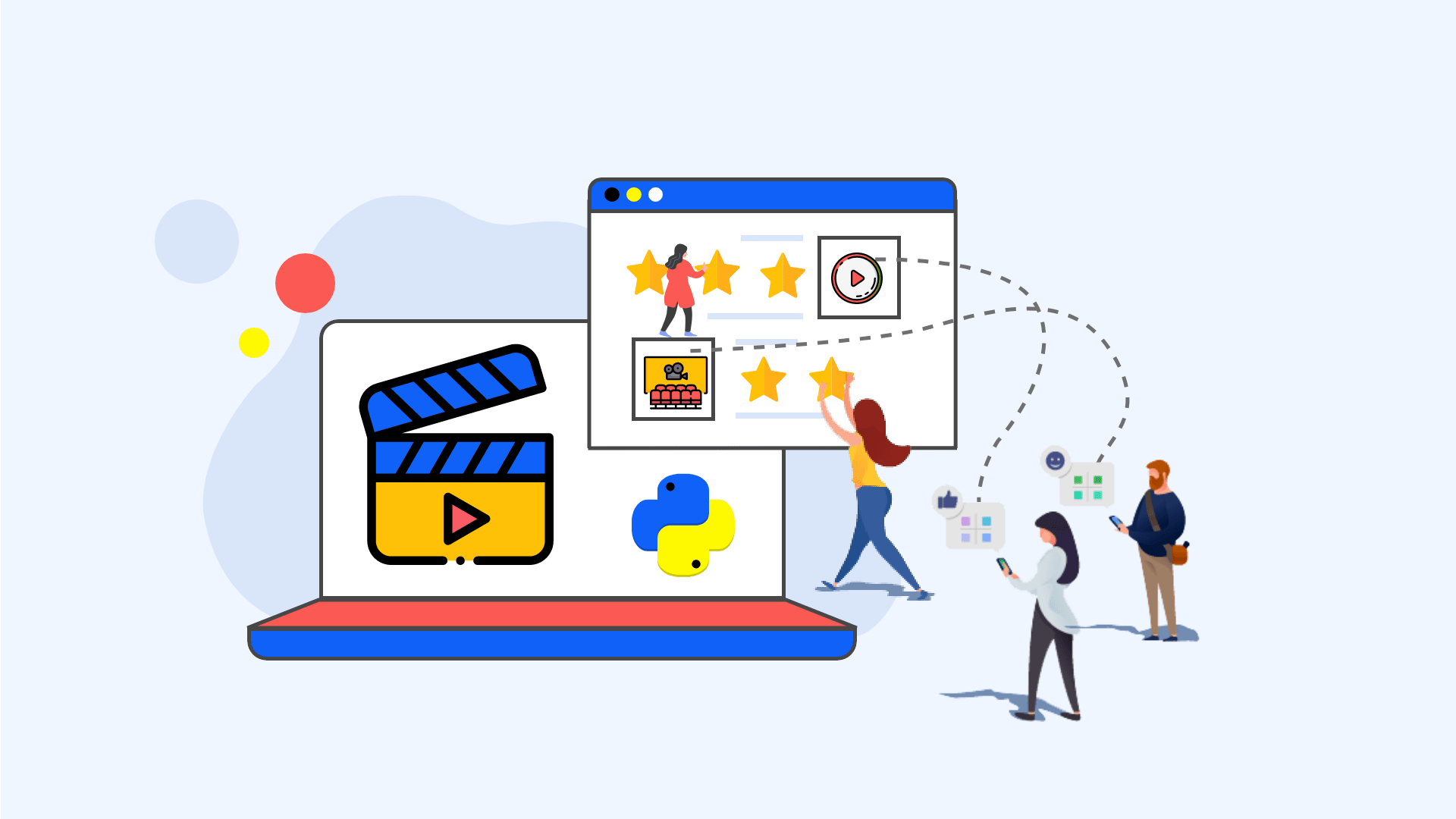 Learn to build movie recommendation system in Python